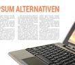 Lorem Ipsum: Alternative Blindtexte von lustig bis skurril