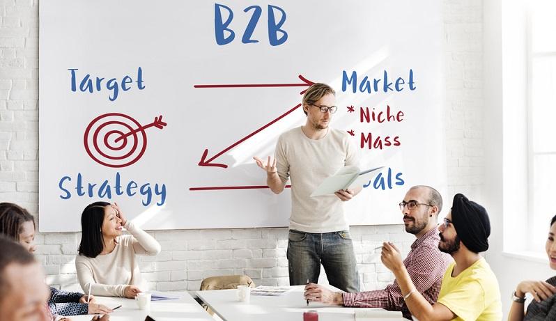 Der Kaufprozess im B2B-Marketing ist meist länger und weniger emotional als im B2C-Marketing. (#01)
