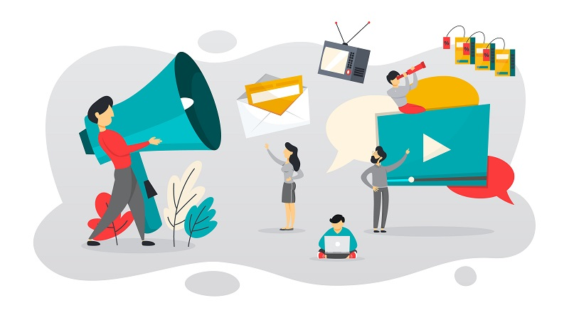 Buzz Marketing funktioniert generell sowohl online als auch offline. Immer größere Bedeutung bekommen beim Buzz Marketing die Influencer.